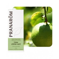 Citron vert Pranarom klessentiel.com