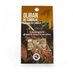 Encens naturels Oliban de Somalie Aromandise klessentiel.com