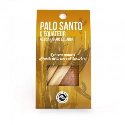 Encens naturel Palo Santo d'Equateur Aromandise klessentiel.com