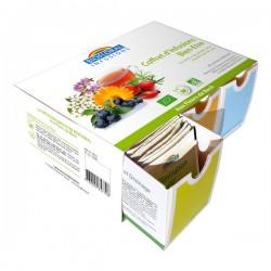 Coffret d'infusion bien-être x60 sachets Biofloral klessentiel.com