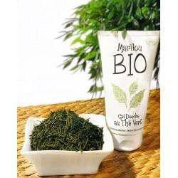 Gel douche au Thé vert Marilou Bio klessentiel.com