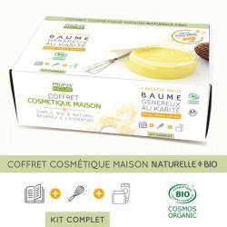 Coffret cosmétique maison beurre de karité bio Kit complet - Propos Nature klessentiel.com