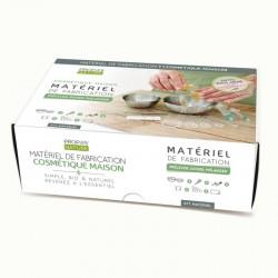 Coffret Matériel de fabrication de cosmétique maison - Propos Nature klessentiel.com