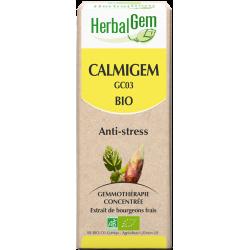 Calmigem complexe anti-stress bio - Herbalgem klessentiel.com