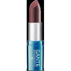 Rouge à lèvre n°10 Brown red – Sante Naturkosmetik klessentiel.com