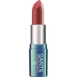 Rouge à lèvres n°21 Coral pink – Sante Naturkosmetik klessentiel.com